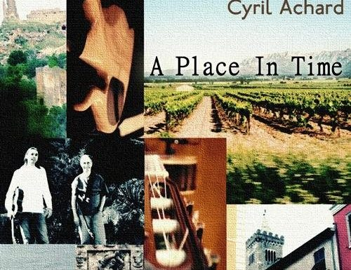 Michael Manring / Cyril Achard « A Place In Time » CD