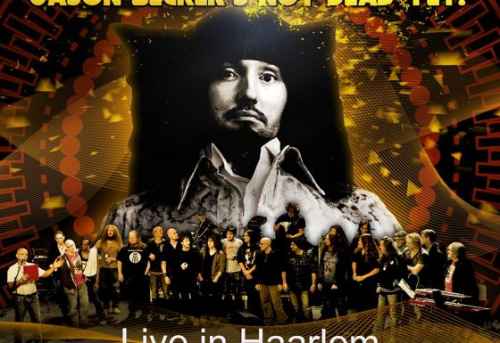 "Jason Becker ""Not Dead Yet – Live In Haarlem"""