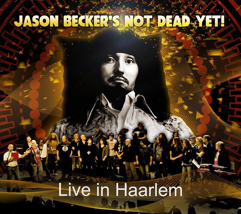 Jason Becker «Not Dead Yet – Live In Haarlem»