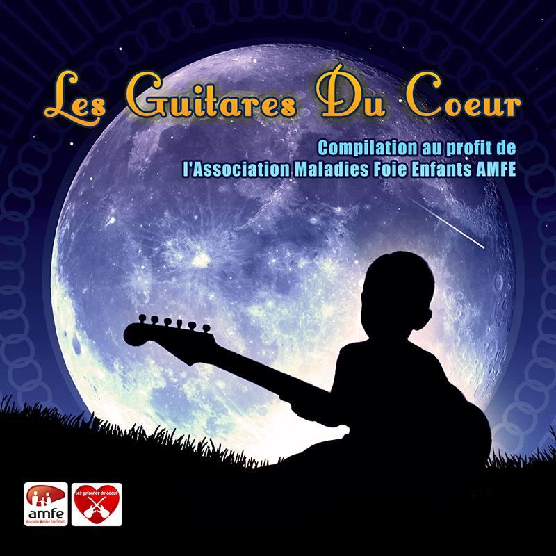 """""""Les Guitares Du Coeur"""" CD"""