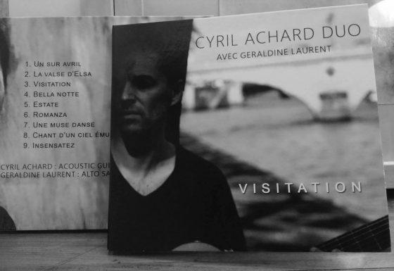 Cyril Achard «Visitation» CD