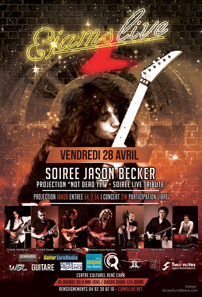Festival Guitare de Digne Les Bains