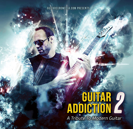 Guitar Addiction 2 – CD